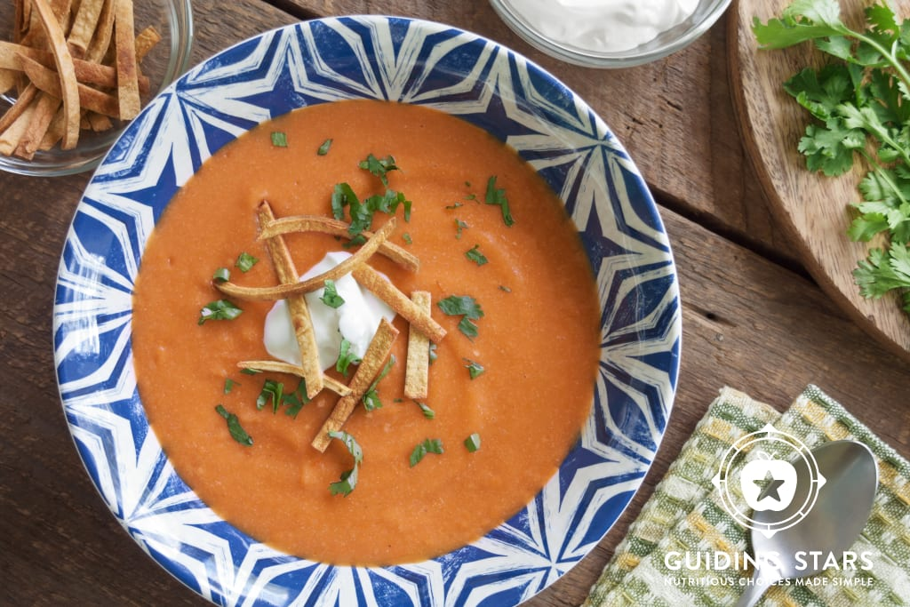 Texmex Tomato Soup