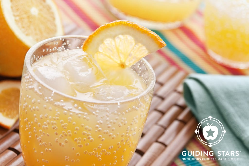 Tropical Ginger Punch