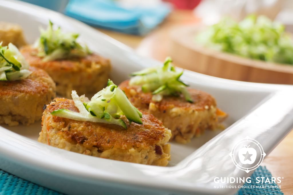 Savory Millet Cakes
