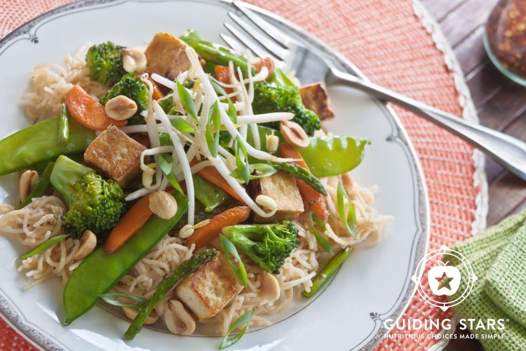 Gluten-Free Noodle Stir Fry