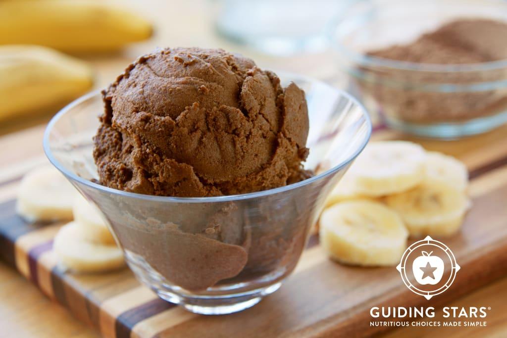 Dark Chocolate Dairy-Free Ice Cream