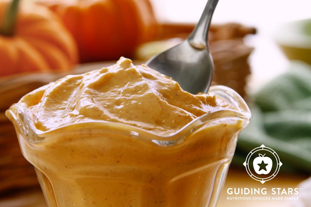 Pumpkin Yogurt
