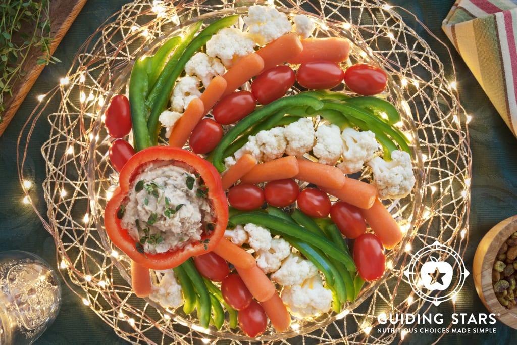 Garlic White Bean Dip