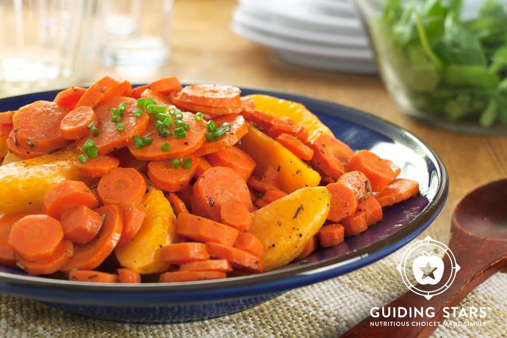 Orange-Roasted Carrots
