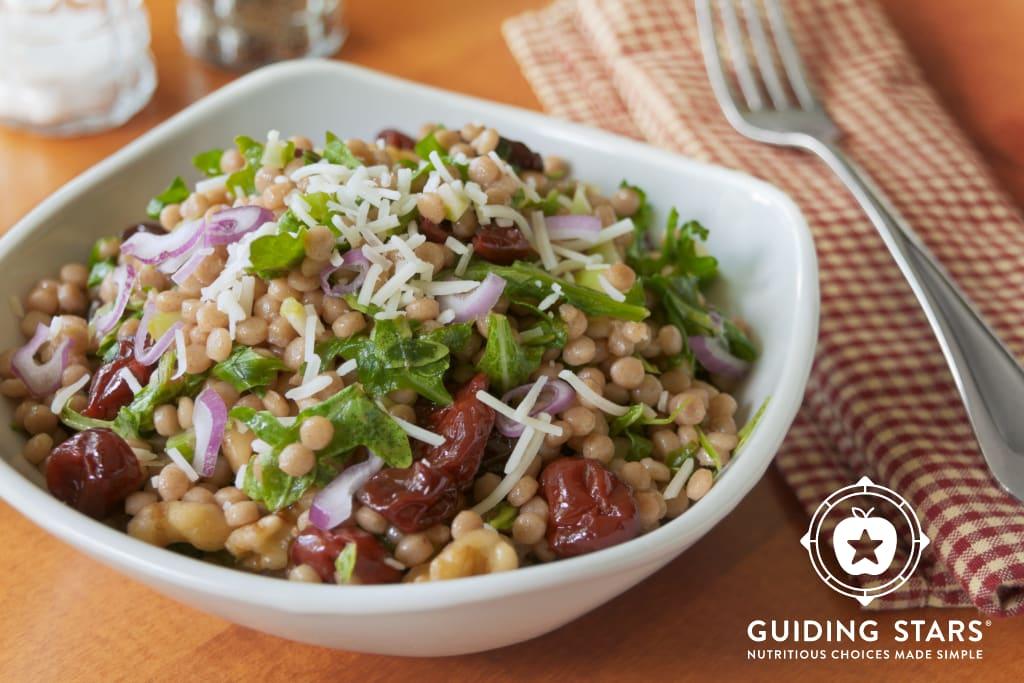 Couscous & Cherry Salad