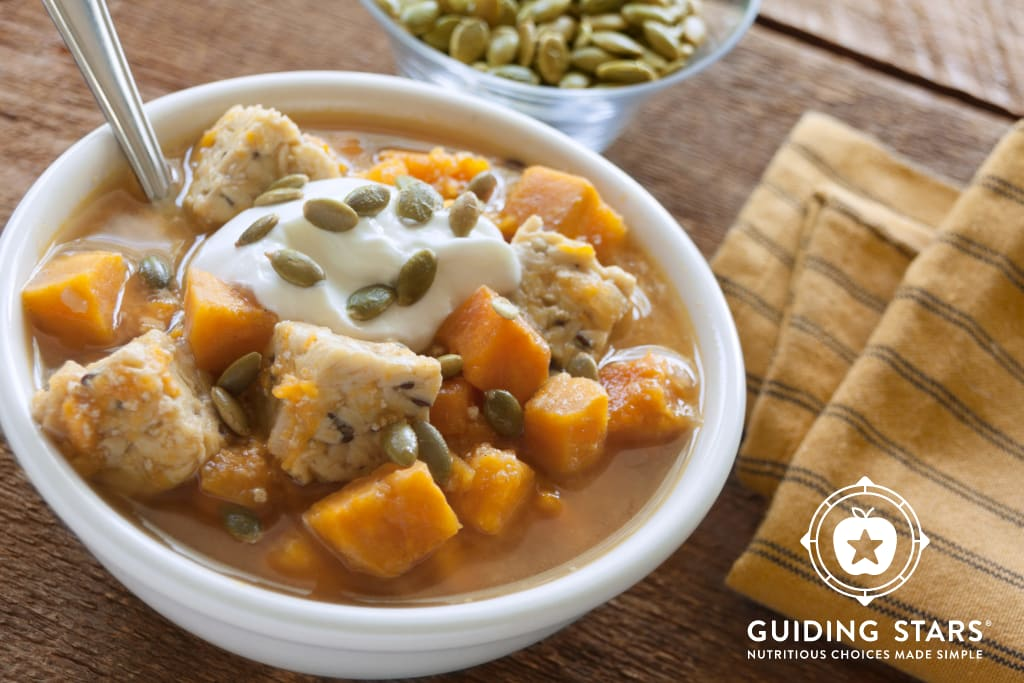 Sweet Potato and Tempeh Stew