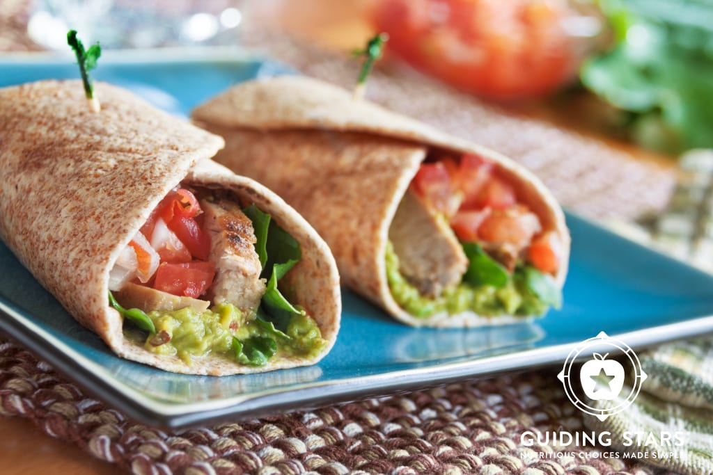 Chipotle Pork Wrap
