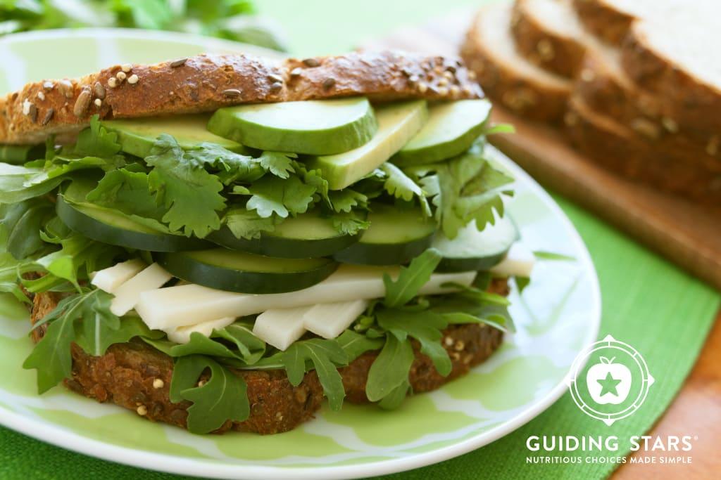 Green Goddess Sandwich