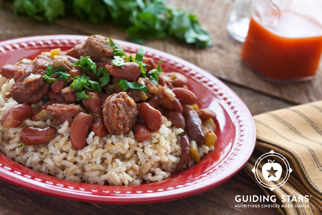 Cuban Red Beans and Rice