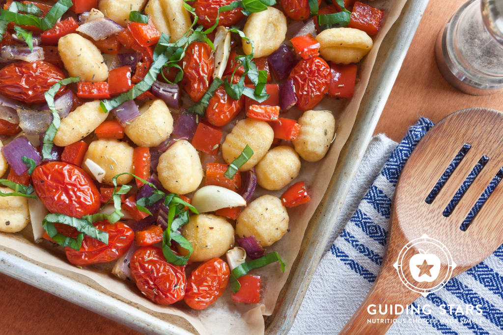 Roasted Gnocchi & Vegetables