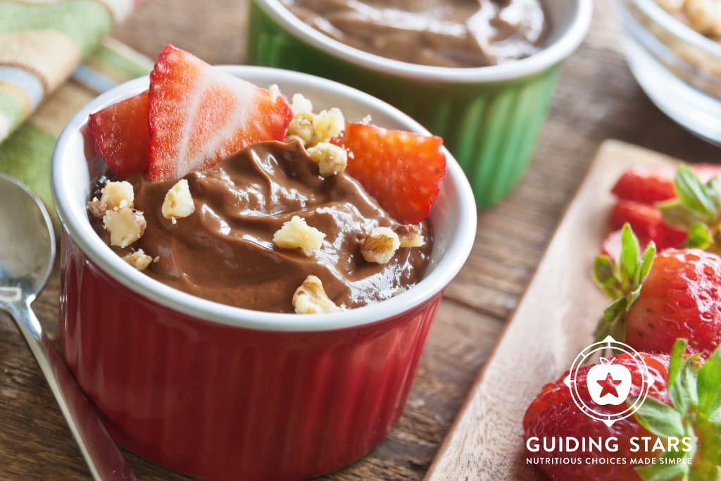 Mexican-Spiced Chocolate Avocado Mousse