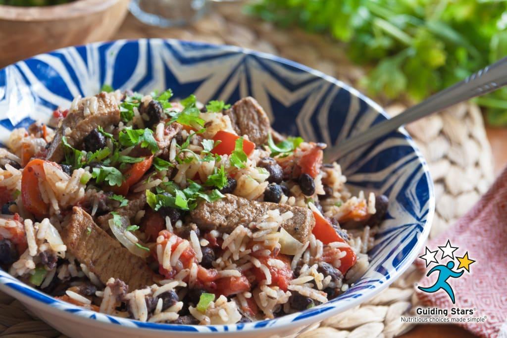 Beef Spanish Rice