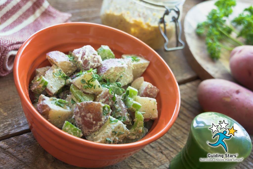 Dijon Herbed Potato Salad