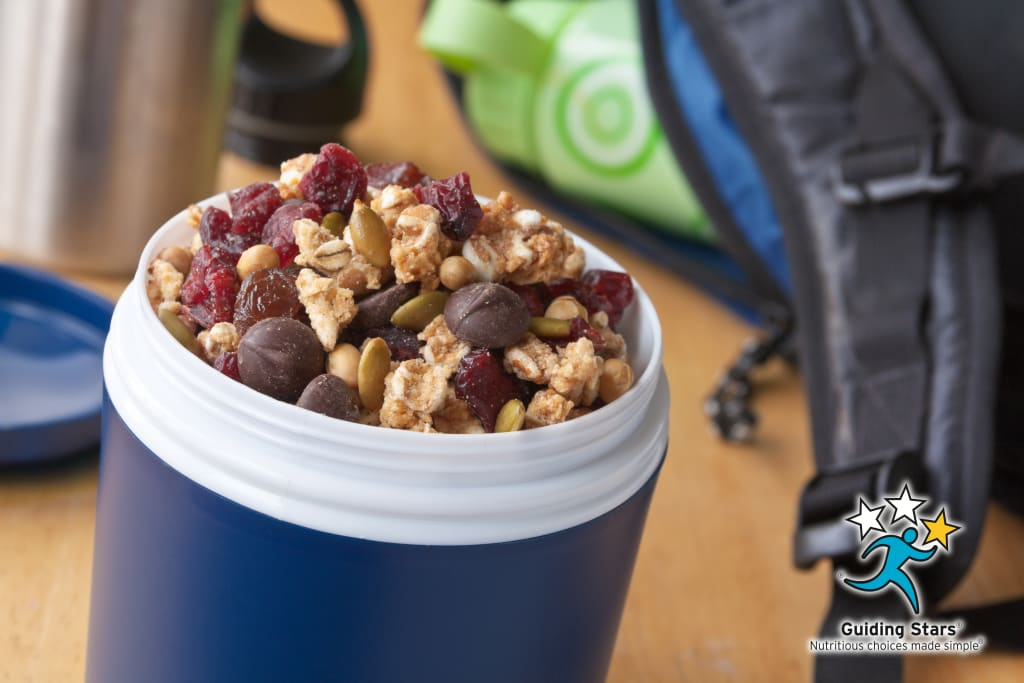 Kid Crunch Trail Mix