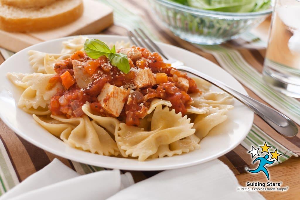 Chicken Pasta Bowl
