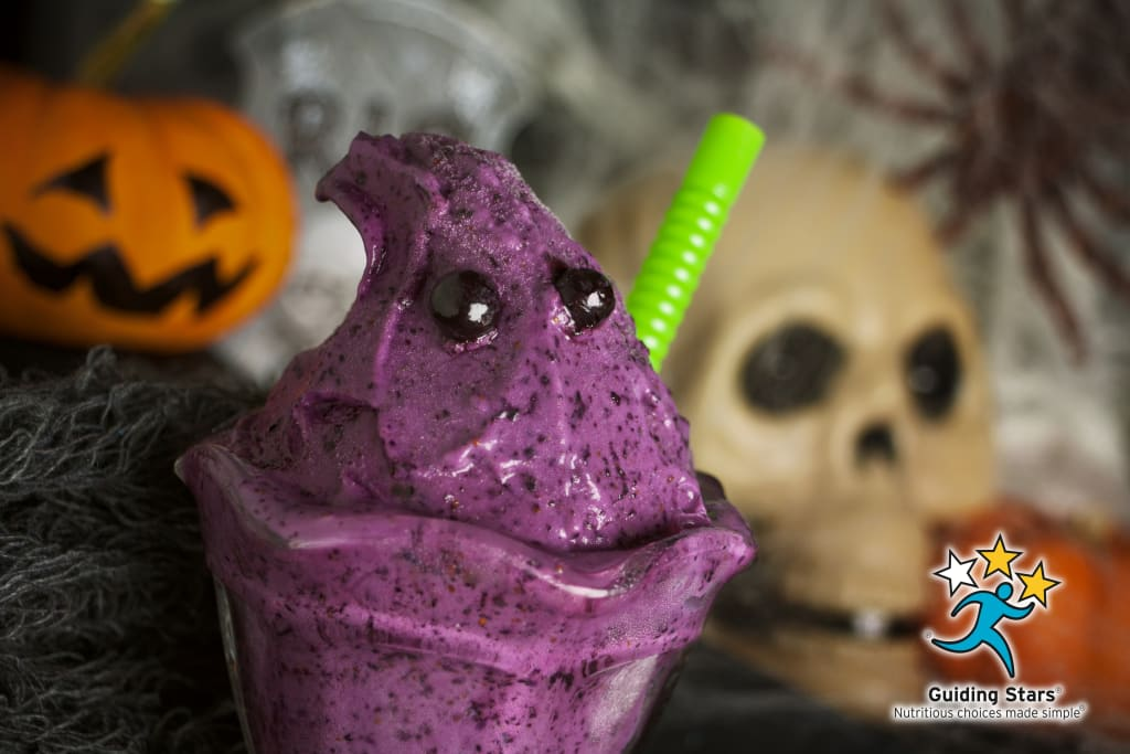 Berry Scary Shake.