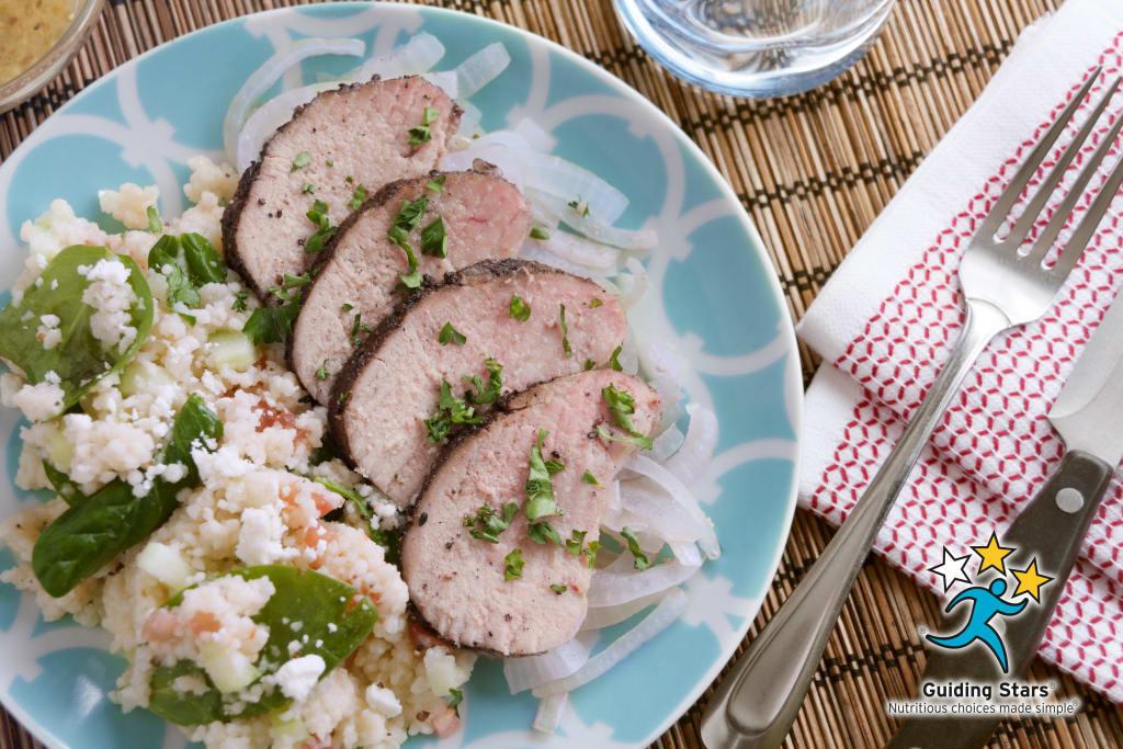Moroccan Pork Loin