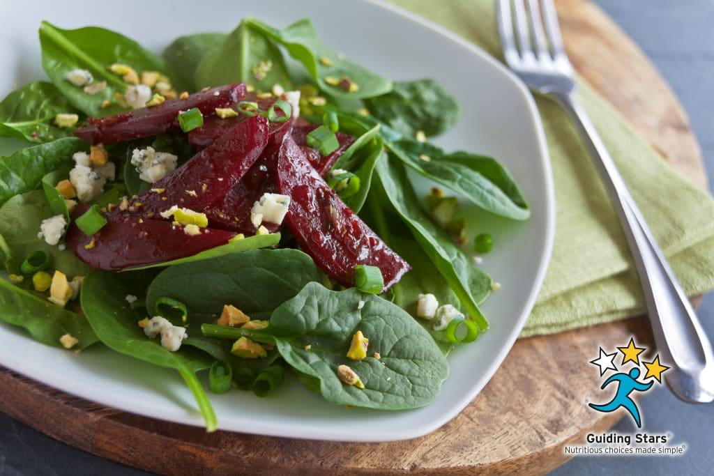 Warm Beet Salad