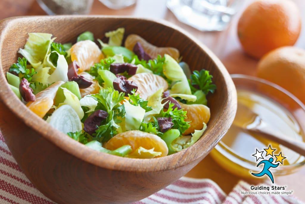 Clementine Endive Salad.