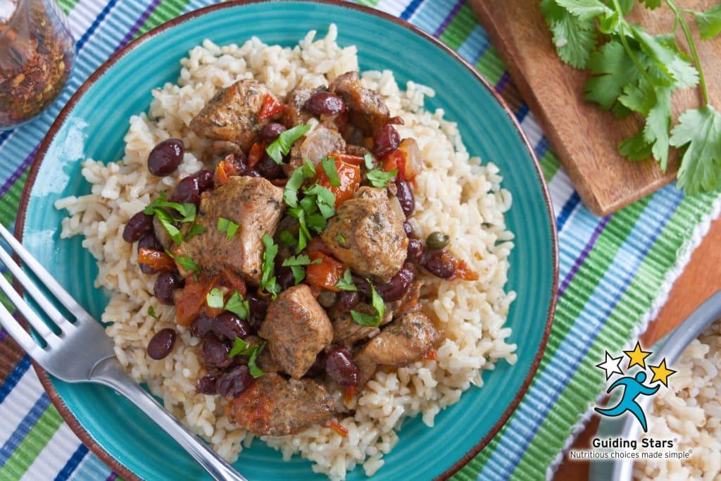 Jamaican Chicken Stew