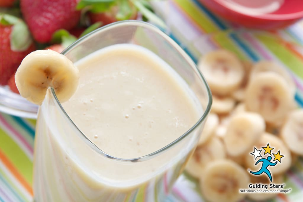 Tofu Fruit Smoothie