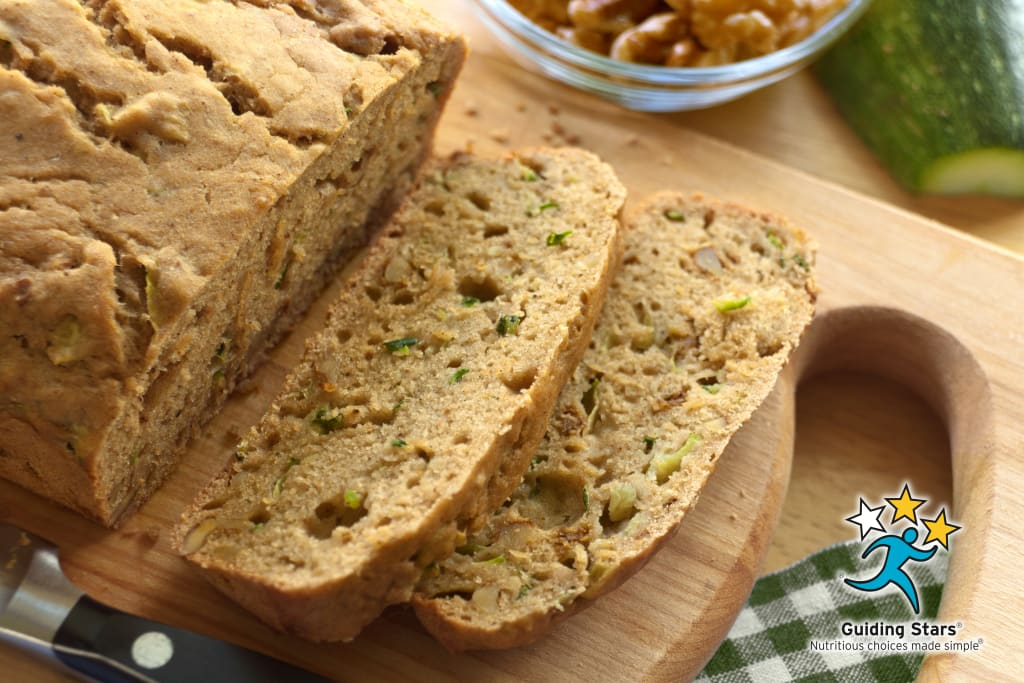 Zucchini Walnut Loaf