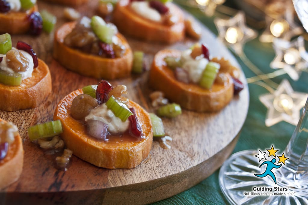 Sweet Potato Tapas