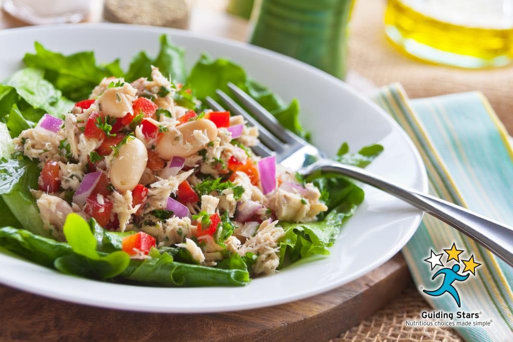 Mediterranean Antipasto Tuna Salad
