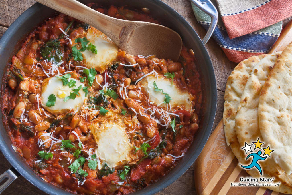 Weeknight Shakshuka