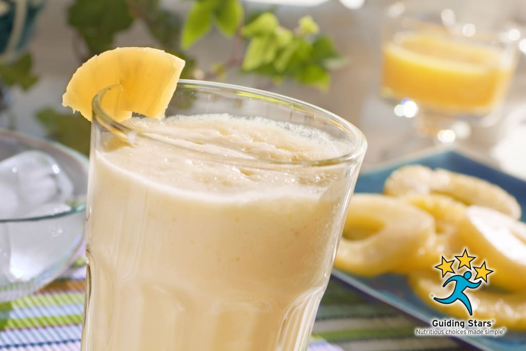 Easy Pineapple Smoothie