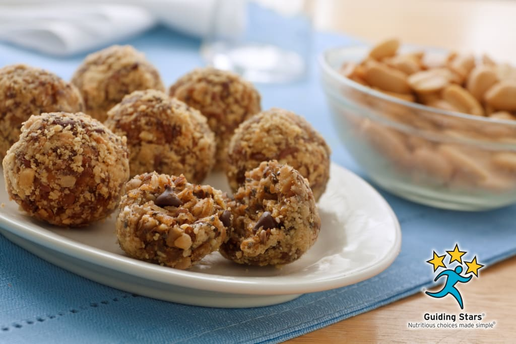 Oatmeal Peanut Butter Bumps