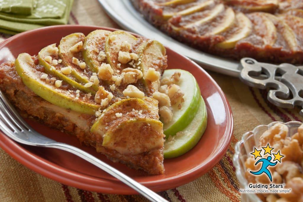 Apple-Date Torte