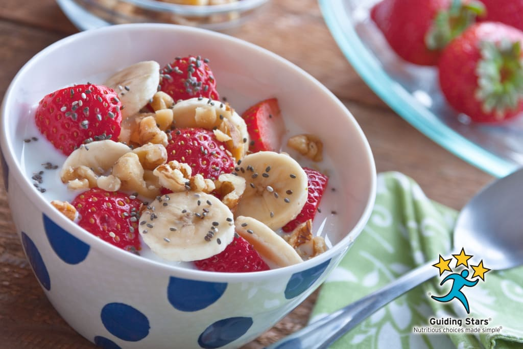 Berry Breakfast Bowl