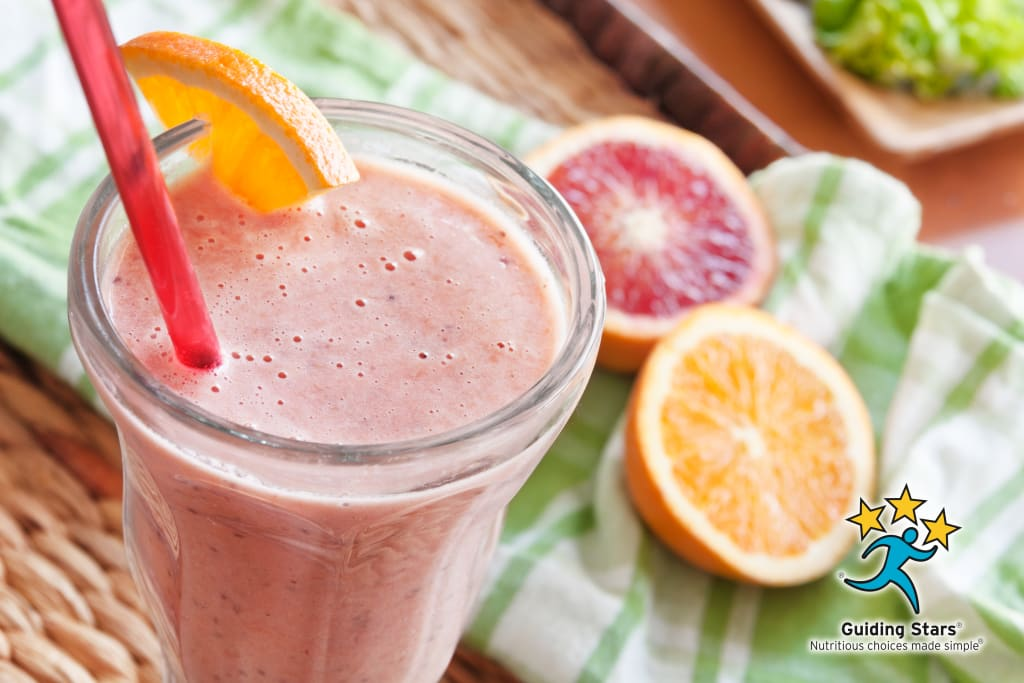 Citrus Ginger Smoothie