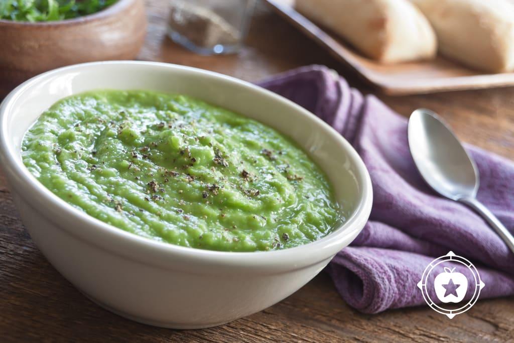 Bright Pea Soup