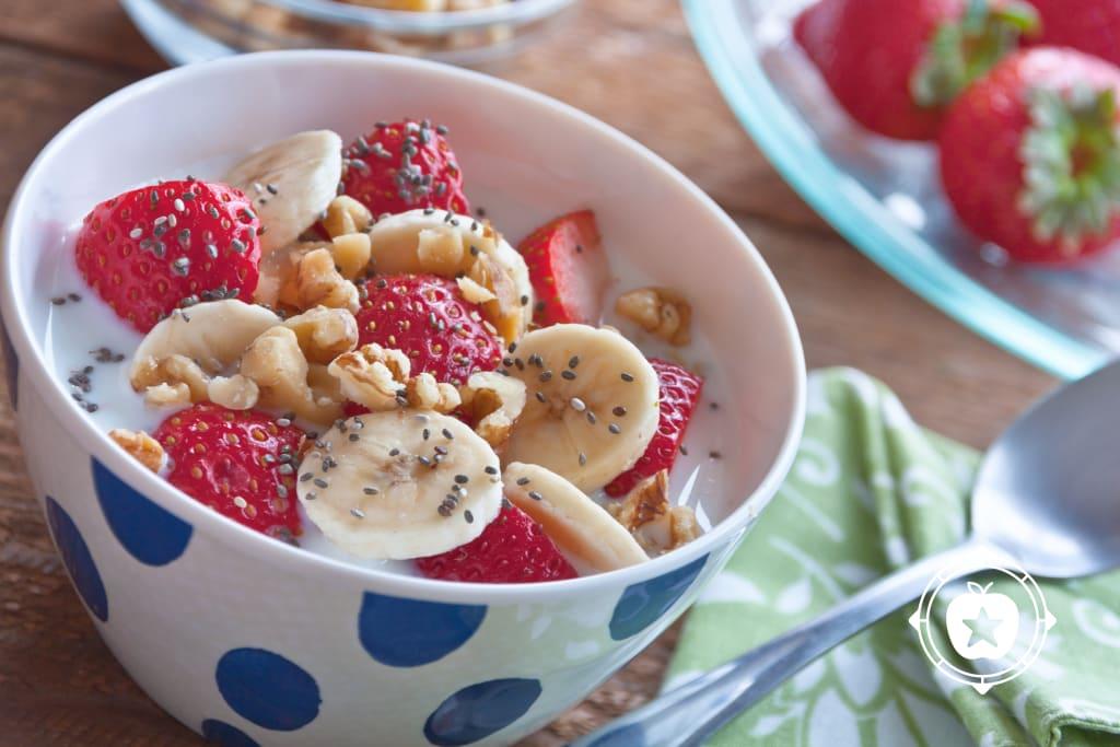 Berry Breakfast Bowl