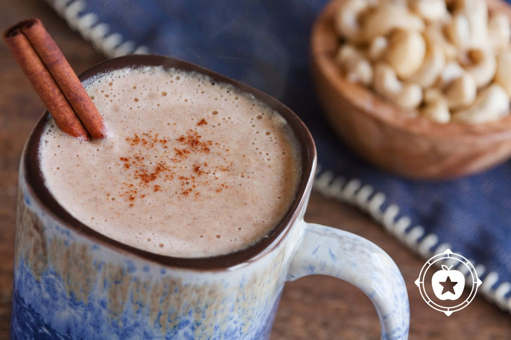 Hot or Cold Chai Smoothie