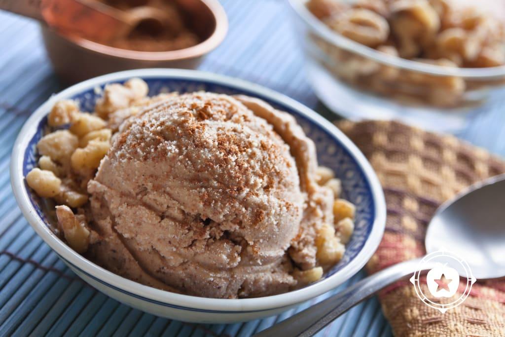 Chai Nice Cream