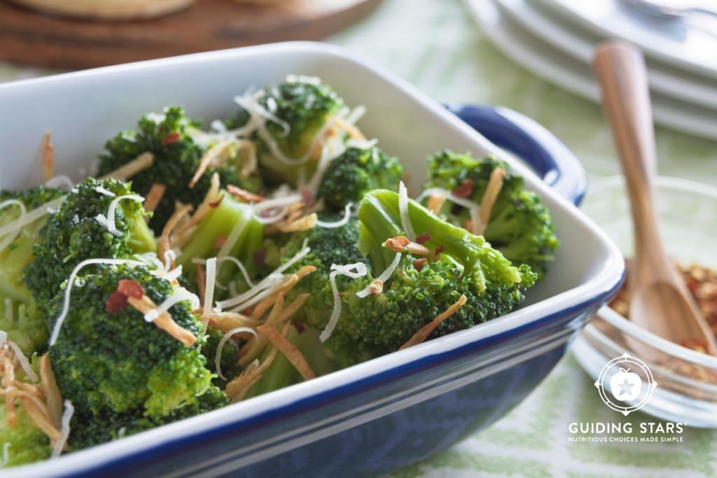 Skillet Broccoli