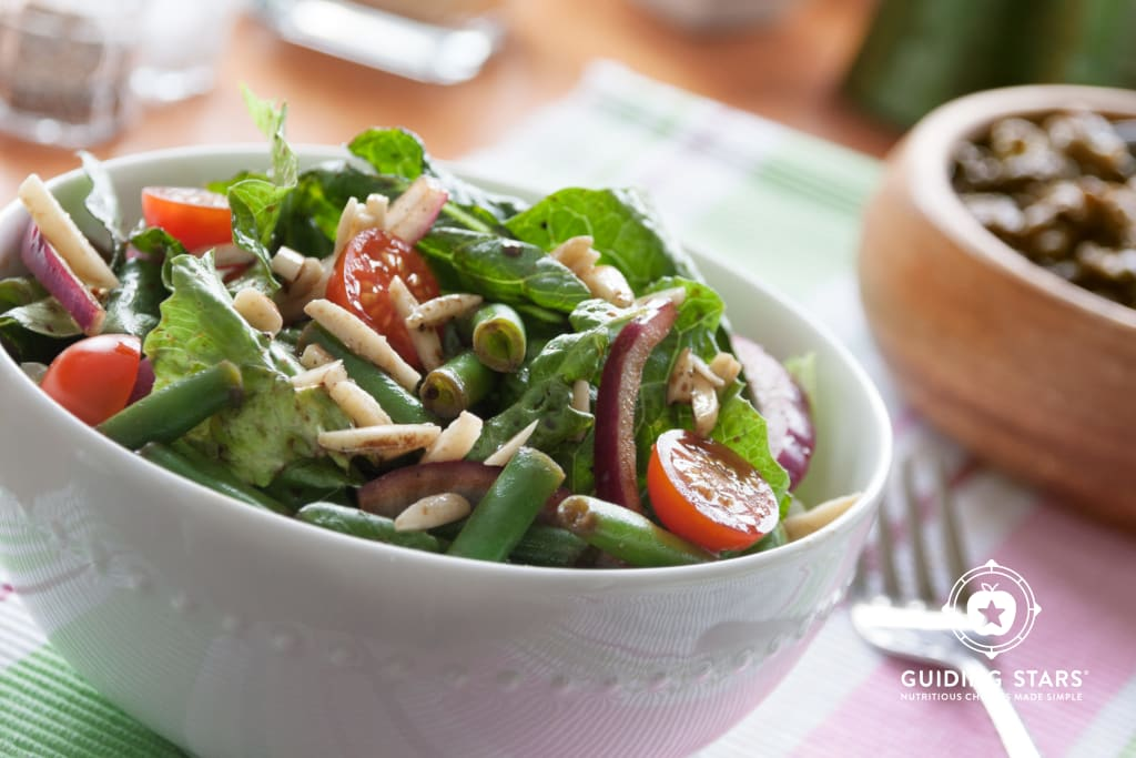 Almond Green Bean Salad