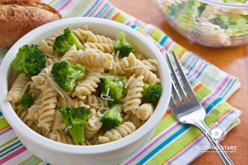 Easy Broccoli Pasta