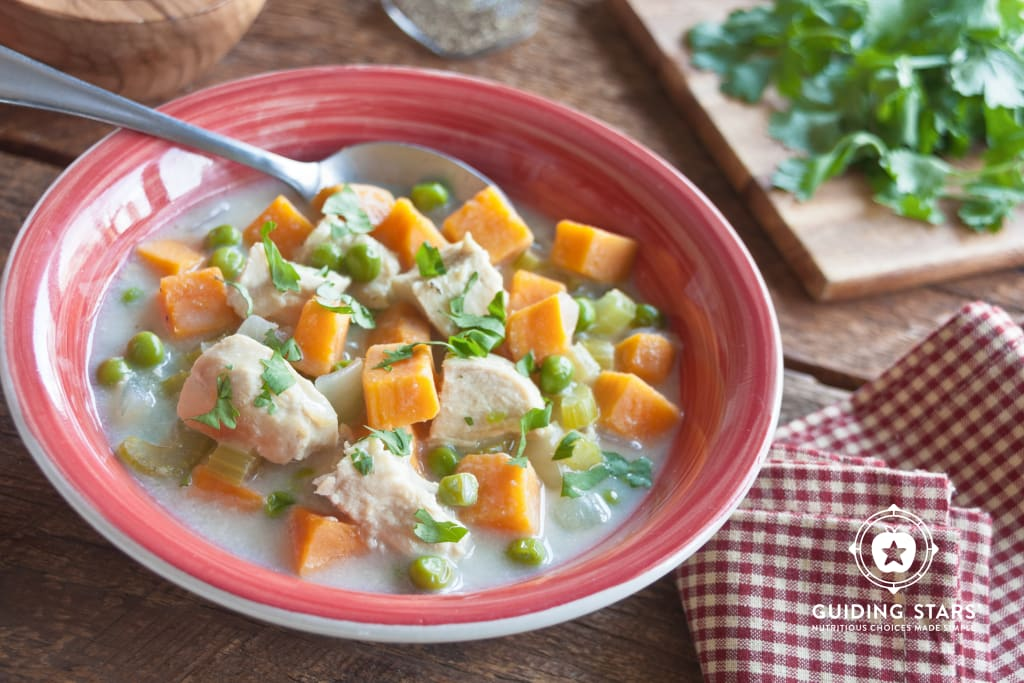 Turkey Sweet Potato Soup