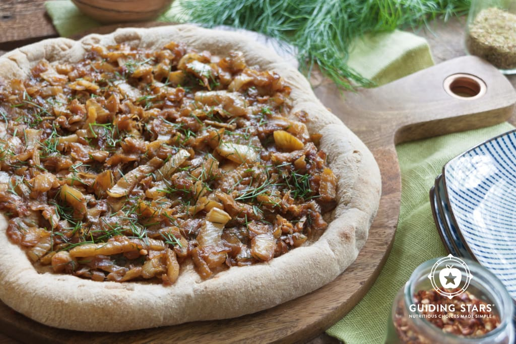 Fennel Pizza