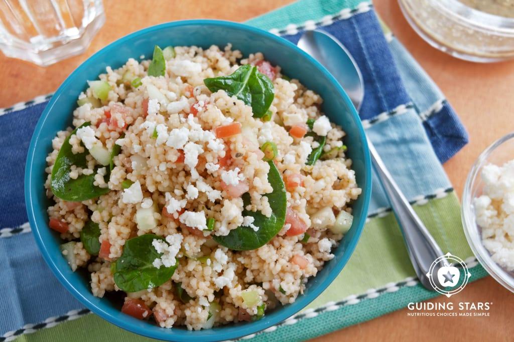 Athenian Couscous Salad