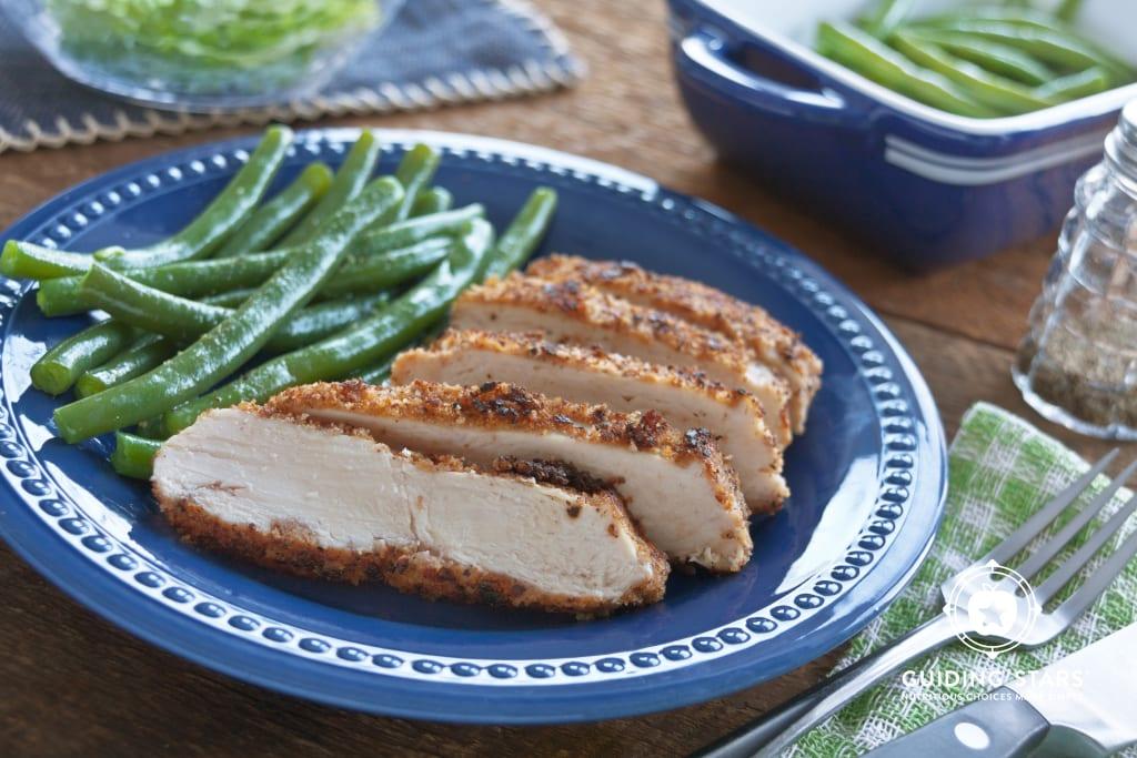 Pecan-Crusted Chicken