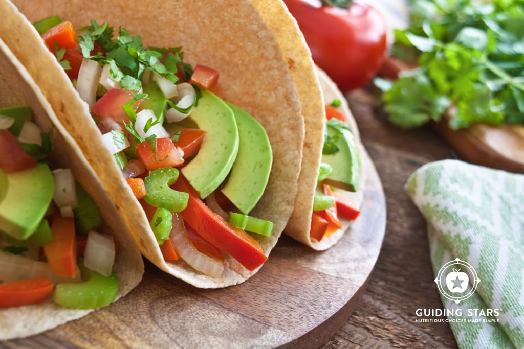 California Avocado Tacos