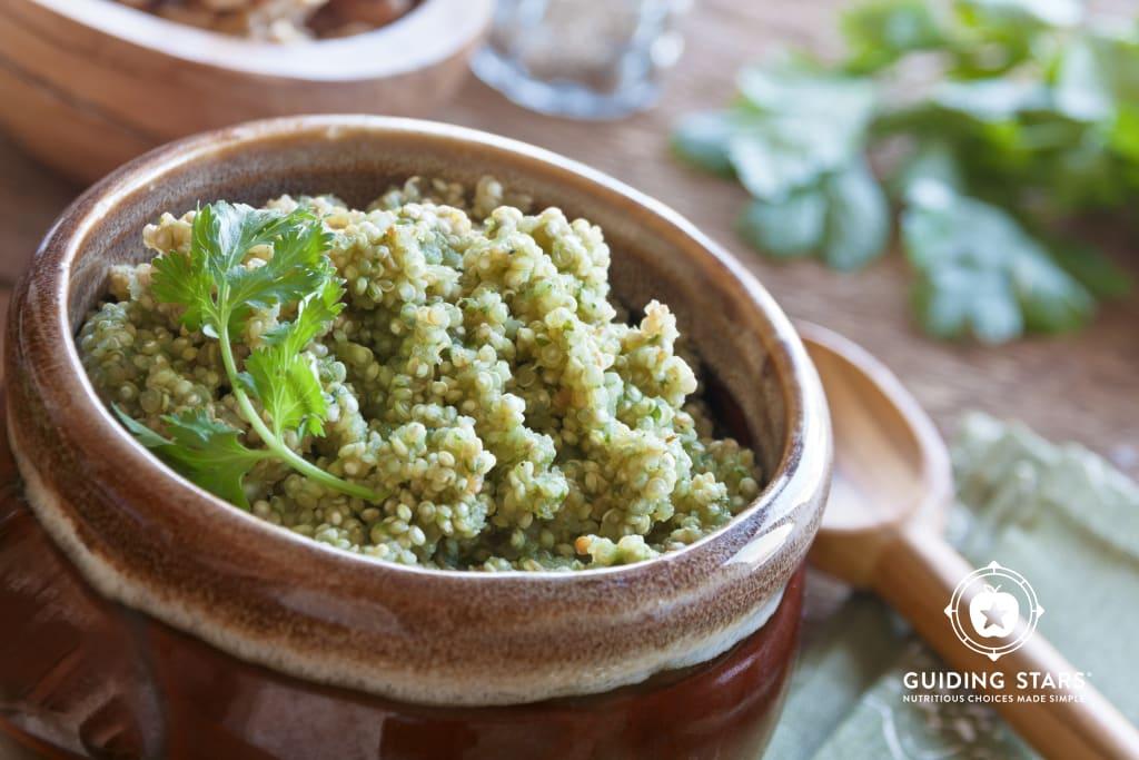 Mexican Green Quinoa