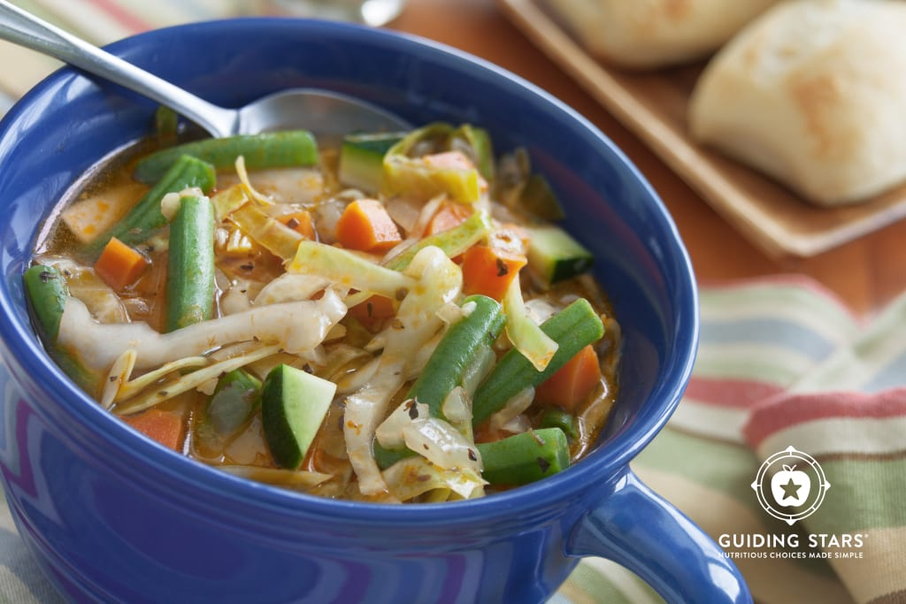 Tasty Cabbage Soup