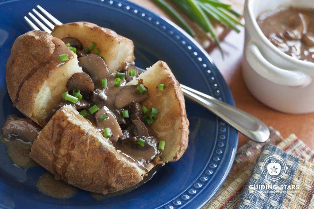Mighty Mushroom Gravy
