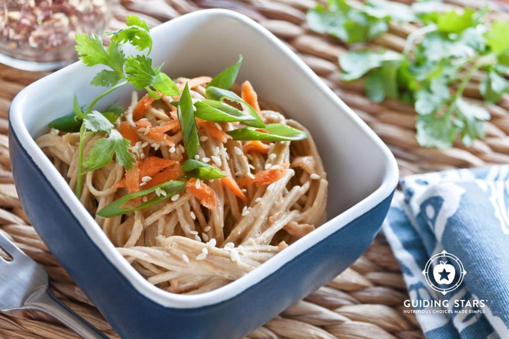 Thai-Style Peanut Noodles